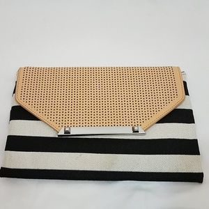 Stella and Dot Envelope Clutch